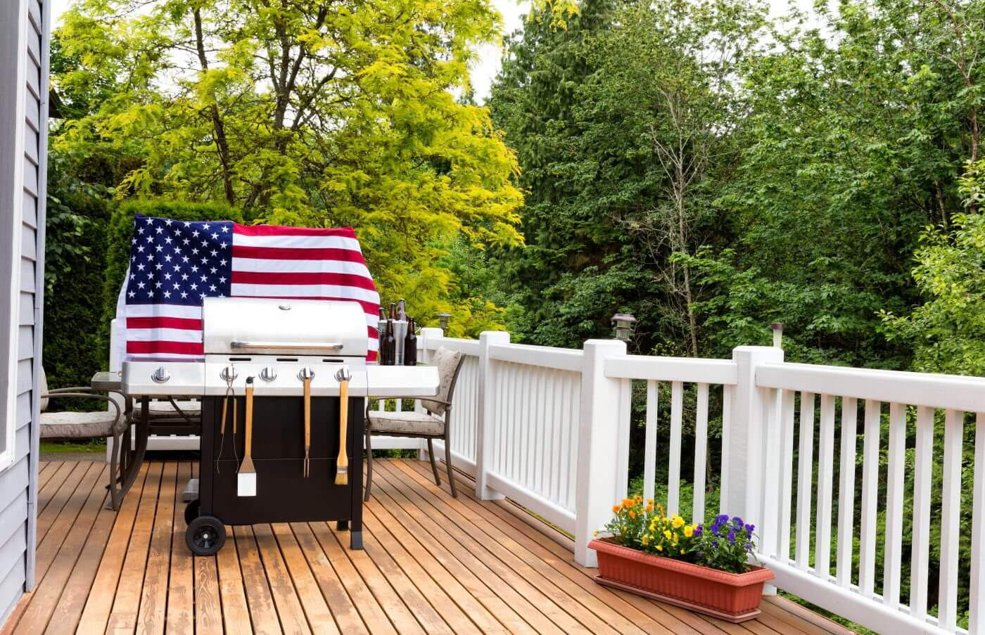 Improve Your Yard & Eliminate Bugs Just in Time for Your 4th of July Party