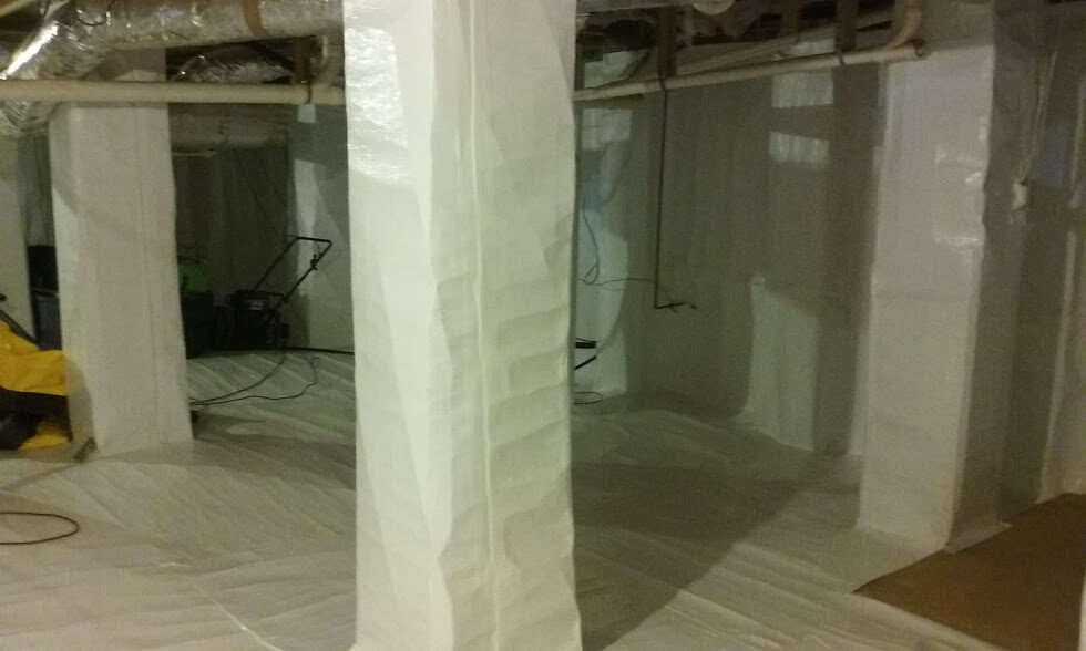 The Top 6 Health Benefits of Encapsulated Crawl Spaces
