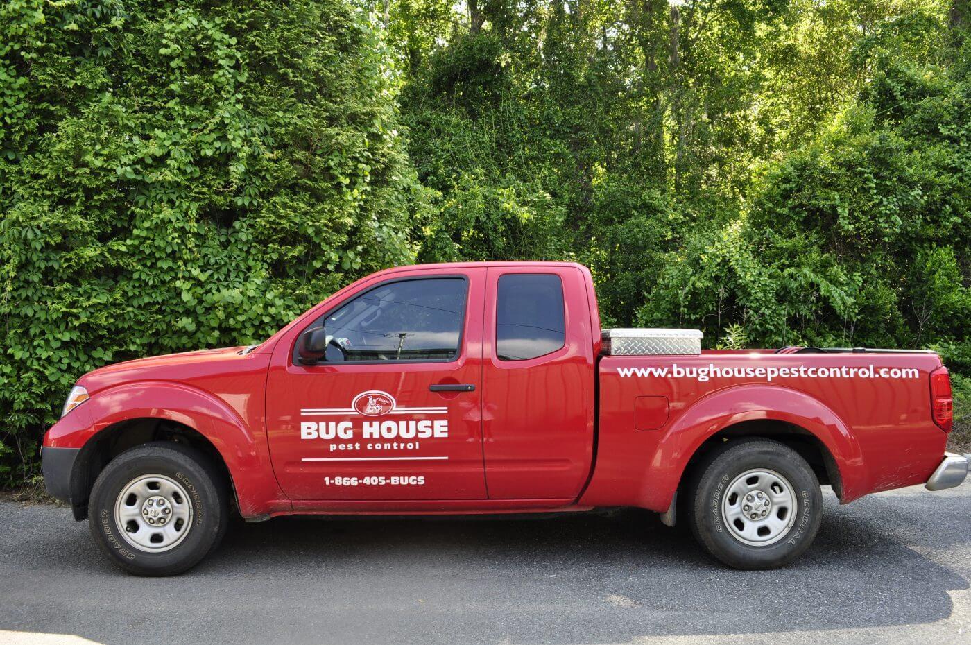 Bug House Dublin company vehicle