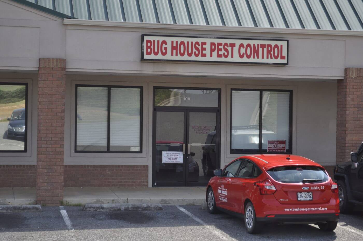 Bug House Dublin pest control location