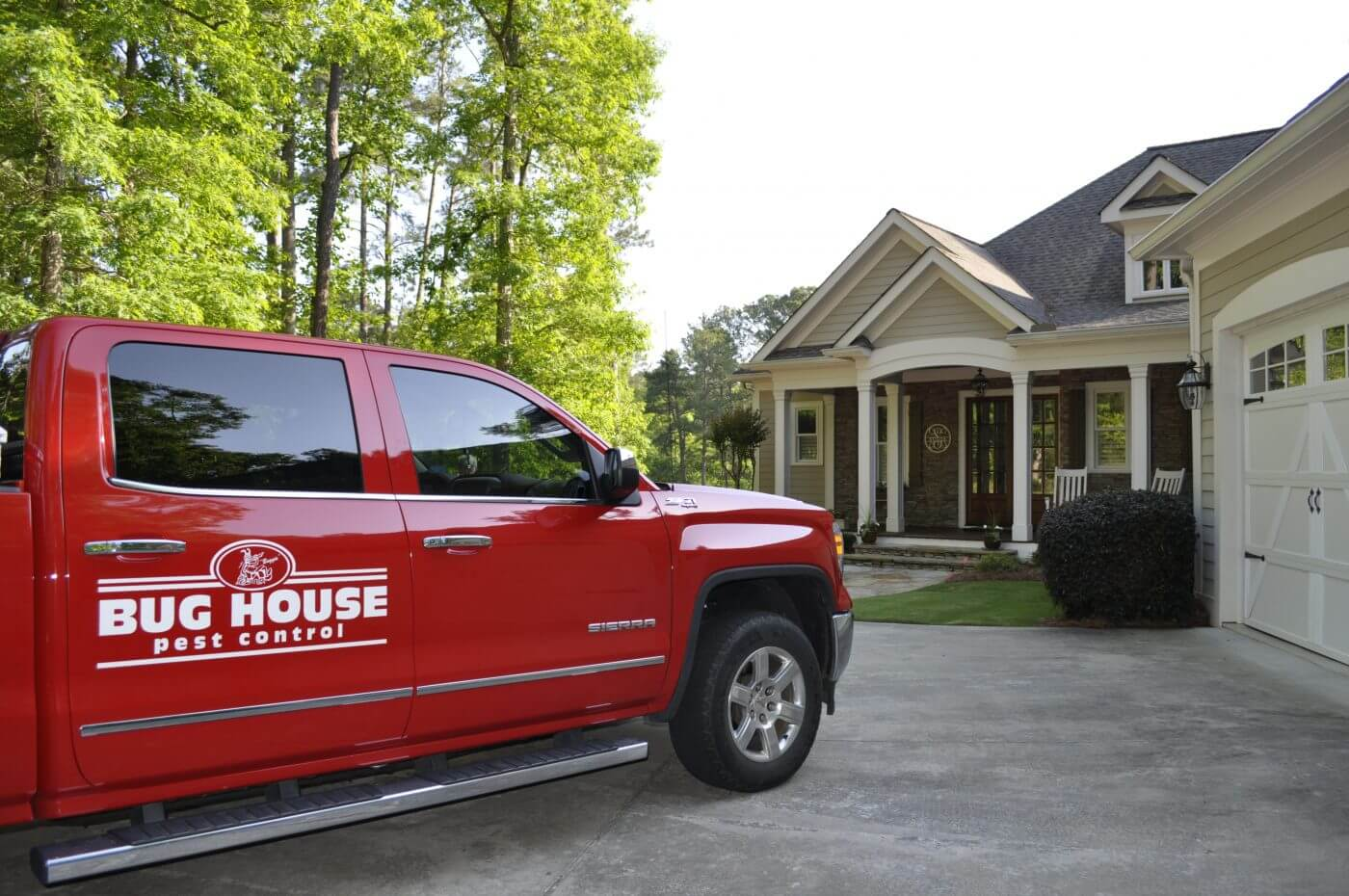Bug House Lake Oconee pest control services