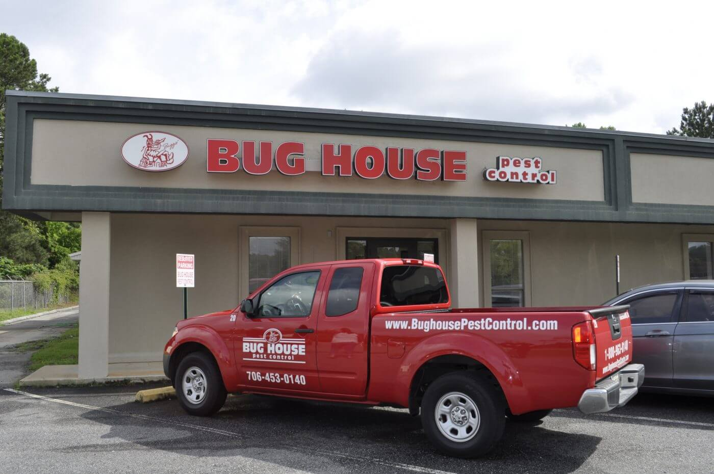 Bug House Augusta location