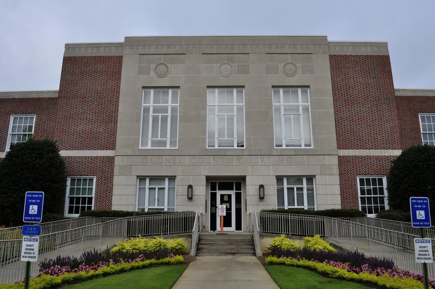 Watkinsville pest control building