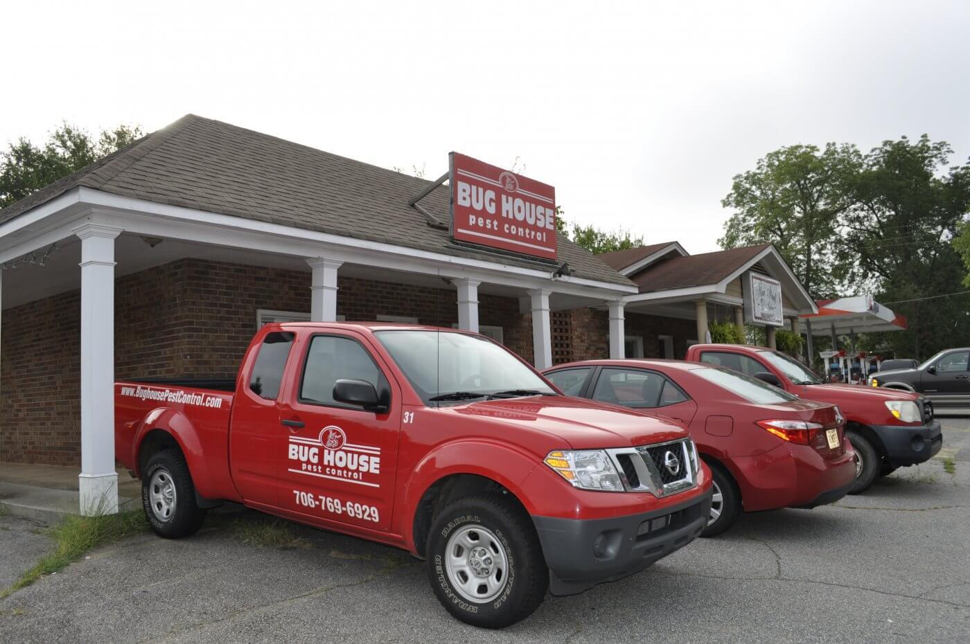 Watkinsville pest control office